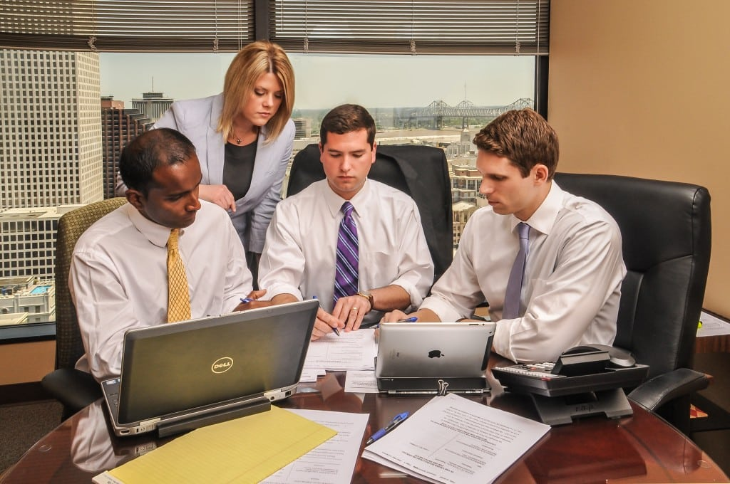 Corporate Meeting Image