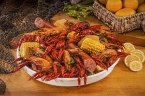 Stanwycks Photography, Crawfish, Food Photography