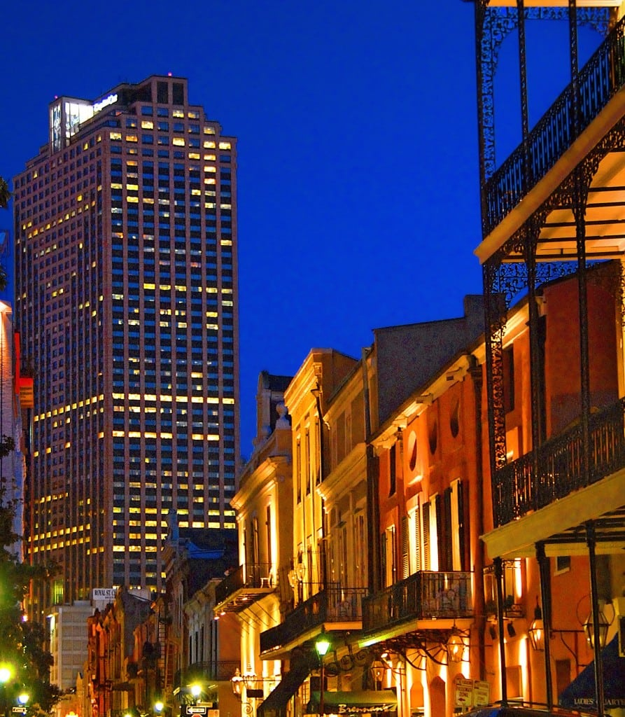 Stanwycks Photography, French Quarter at Night